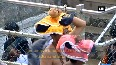 Devotees throng to Sabarimala temple to offer prayers to Lord Ayyappa