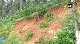 Incessant rains trigger landslides, flood in Karnatakas Kodagu