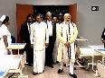 PM Narendra Modi inaugurates Dickoya Hospital in Sri Lanka