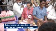 DMK leader Udhayanidhi Stalin visits counting centre in Chennai