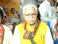 Appeal to people to maintain peace and respect judicial process haryana cm on sant