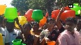 DMK workers hold massive protest over water crisis in TN s Coimbatore