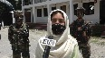 Women soldiers interact with girl students in J-K