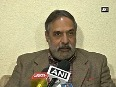 Congress is author of GST Anand Sharma
