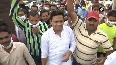 Jyotiraditya Scindias supporters celebrate his inclusion in  Cabinet