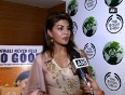 Jacqueline celebrates diwali with a difference