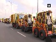 CM Naidu flags off 30 solid waste management machines, sets up Swachh Andhra Corporation