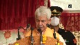 J&K admin committed to strengthen abilities of youth LG Manoj Sinha