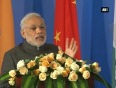 Pm modi addresses indo china business forum in shanghai pitches for make in india  part  1