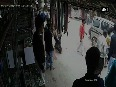 Caught on cam Drunk car driver hits woman on scooty for several metres