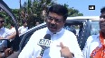 Bomikhal flyover collapse Dharmendra Pradhan visits accident site