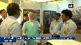 PM Modi takes stock of exhibition at IIT-Madras research park startups