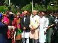 PM Modi gets clicked with Afghan children