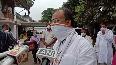 Bihar Health Minister denies Tejashwi s allegations regarding mishandling of bodies in Patna hospital.mp4