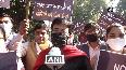 AAP s Atishi detained for demonstrating outside Lt Guv s residence.mp4
