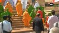 Watch: Canadian PM Justin Trudeau visits Akshardham Temple