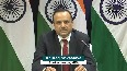 As responsible democracy, India doesn t practice disinformation campaigns MEA on EU Disinfo Lab.mp4