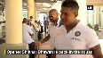 India vs WI: Team India arrives in Trinidad for second ODI