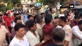 Scuffle breaks out in Bhatpara as cops halt rally of Cong, CPM