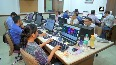Equity indices open in red, Sensex down by 53 points.mp4