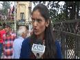 Youth protest against Chinese Rakhi