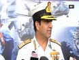 Navy Chief RK Dhowan downplays China s expansion plans in Indian Ocean