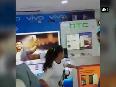 Caught on cam women create ruckus, vandalize mobile store