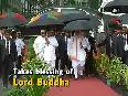 Watch PM Modi visits Sri Dalada Maligawa temple