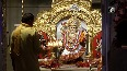 Watch Morning aarti performed at Jhandewalan Temple on second day of Navratri