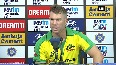 Ind vs Aus Have hunger for runs all the time, says Warner on winning ton in 1st ODI