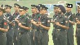 Watch Helicopters shower rose petals as cadets celebrate at IMA s passing out parade