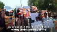Women, children hold protest against enforced disappearances in Pakistan.mp4