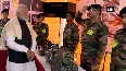 Prez, PM attend At Home Reception at Army Chief's residence