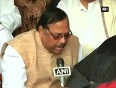 Tmc protests at parliament gate over black money issue