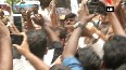 Article 370 scrapped Political parties, Tamilian organisations protest in Chennai