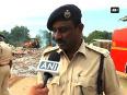 Police destroy huge cache of seized liquor in vadodara