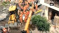Gurugram building collapse 3 bodies recovered, rescue operation underway