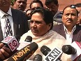 Mayawati demands Centre to include Dalit in present committee