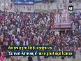 Somvati Amavasya Devotees throng to take holy dip in river Ganga