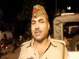 On cam: Drunk men attack cop with lathi in UP