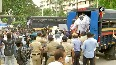 Youth Congress holds protest in Mumbai over fuel price hike