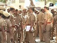 Tight security deployed outside Poes Garden as DA case verdict to be out today