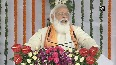 Rs 1 lakh crore fund set up for modern agriculture infrastructure will benefit mandis too PM Modi