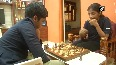 Chennai boy checkmates Chinese opponent to qualify for Chess Olympiad quarterfinals.mp4