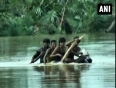 Floods following cyclone phailin force thousands into rescue homes in odisha