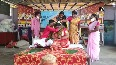Kerala couple sails in a cooking vessel to get hitched