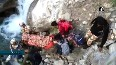 Salute! ITBP Jawans travel 15hrs on foot carrying injured woman on stretcher