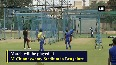 Ind vs SA Team India sweats it out ahead of 3rd T20I