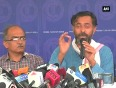 Decisions on national convener are taken by national executive & not national council yogendra yadav