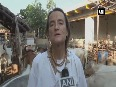 This German woman is renting out Berlin property to save Mathura cows